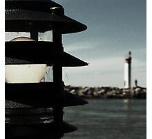Paper Lantern  Photographic Print
