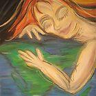 Gaia Awakening Earth by justineb
