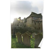 Stokesay Gate House Poster