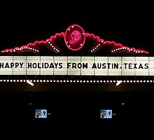 Austin TX Paramount Theater by Arechiga00
