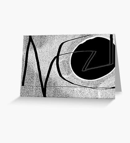 Mercury Greeting Card