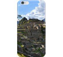 Machu Picchu in the Afternoon iPhone Case/Skin