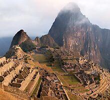 Machu Picchu - Jewel of the Incas by Lucy Hollis