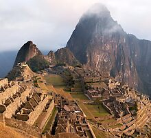Machu Picchu - Jewel of the Incas by Lucy Hollis