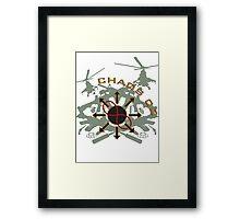 Chaos CO Framed Print