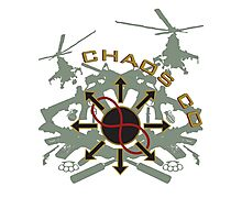 Chaos CO Photographic Print