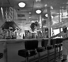 San Francisco Diner by RedGiraffe