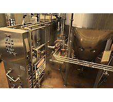 Brew Machine Photographic Print