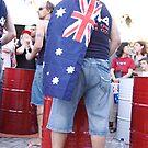 Australia day  by Rosina  Lamberti