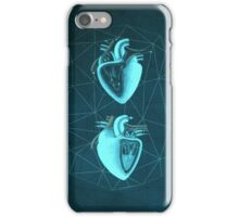 Double Heart iPhone Case/Skin