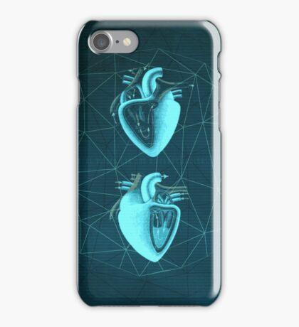Double Heart iPhone Case/Skin