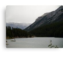 Valley of water Canvas Print
