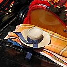 Hat of one gondolier in Venice  by fuxart
