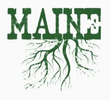 Maine Roots Kids Tee
