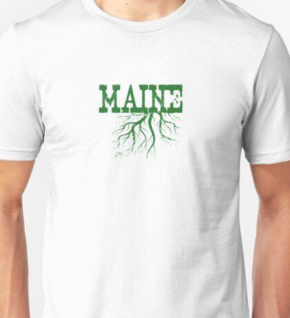 Maine Roots Unisex T-Shirt