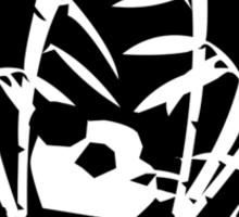 Panda Badge Sticker