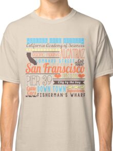 San Franscisco Classic T-Shirt