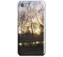 Bruges Sunrise iPhone Case/Skin