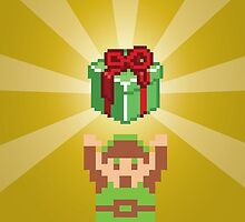 "The Legend of Zelda- ""You Got a Present!"" by beckahbug"