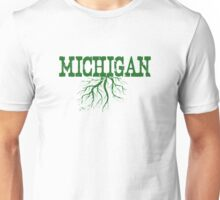 Michigan Roots Unisex T-Shirt
