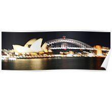Sydney - Shaken, Not Stirred Poster
