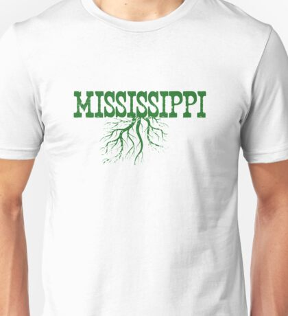 Mississippi Roots Unisex T-Shirt