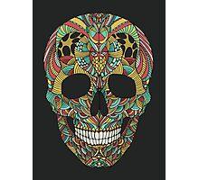 Ethno skull Photographic Print