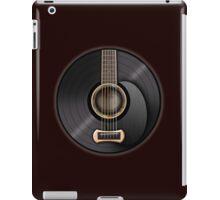 Wonderful Guitarecord  iPad Case/Skin