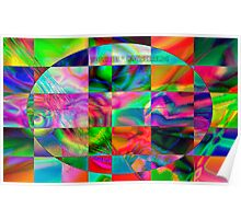 fuxart fractal three Poster