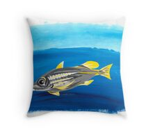 The one that got away! Throw Pillow
