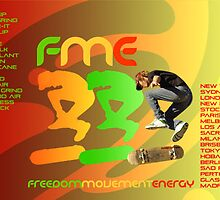 Freedom Movement Energy 2 by reflector