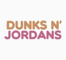 Dunks N Jordans by elisadenisse