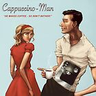 Cappuccino-Man by 2DForever