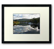 Caledonian Canal near Loch Ness Framed Print