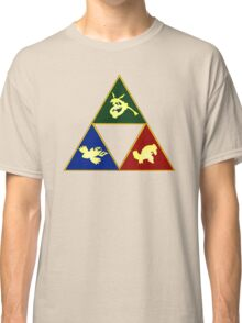 Hoenn's Legendary Triforce Classic T-Shirt