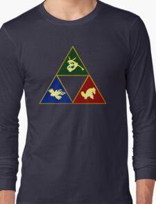 Hoenn's Legendary Triforce Long Sleeve T-Shirt