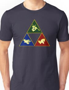 Hoenn's Legendary Triforce Unisex T-Shirt