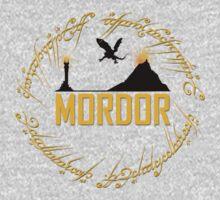 Mordor Kids Clothes