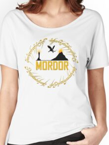 Mordor Women's Relaxed Fit T-Shirt