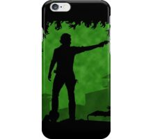The Apocalypse - Rick Grimes iPhone Case/Skin