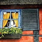 Cottage Window by RainbowDesign