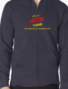 It's a HOTH thing, you wouldn't understand !! T-Shirt