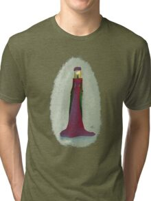 Winter Lady Tri-blend T-Shirt