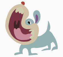 Badly Drawn Pups: Loud Pup Kids Clothes
