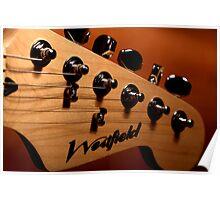 Lead Guitar  Poster