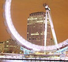 London Eye by conorclear