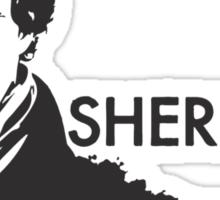 Sherlock Ink Sticker
