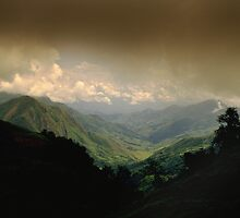 COLOMBIA by Phillip  McCordall