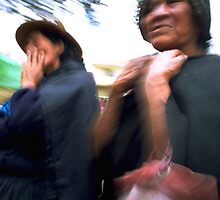 A bit of fun in Bolivia by Phillip  McCordall