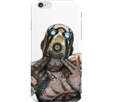 Psycho Borderlands iPhone Case/Skin